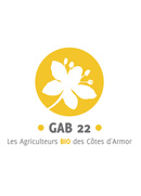 logo gab22 les Jardins de Maupitet vente directe de fruits légumes bio Ploubalay St Briac St Jacut